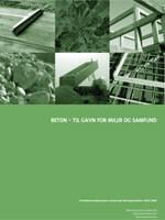 Beton – til gavn for miljø og samfund