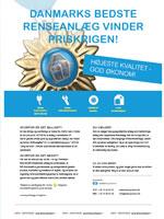 Danmarks billigste renseanlæg