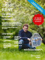 ws bioclean™ minirenseanlæg i beton
