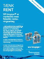 ws biopipe™ - opgraderbart nedsivningsanlæg