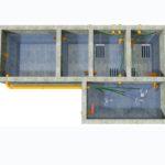 Større renseanlæg 50 PE-5000 PE WSB®clean pro - Watersystems