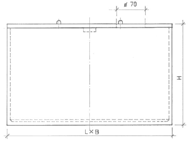 Samletank 15-20 m3 - Watersystems